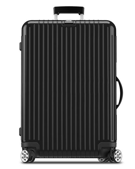 rimowa north america salsa deluxe electronic tag black 32 multiwheel luggage neiman marcus. Black Bedroom Furniture Sets. Home Design Ideas