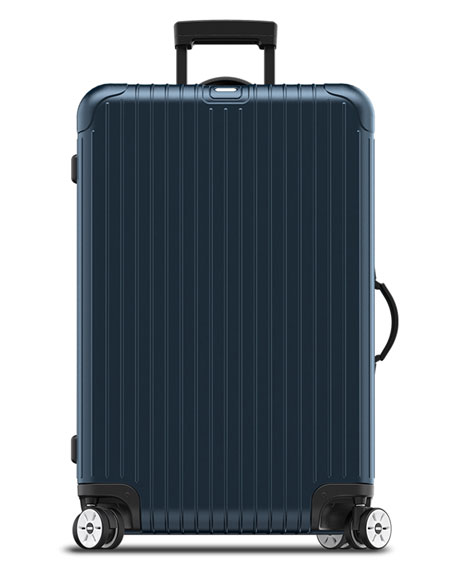"Salsa Electronic Tag Matte Blue 26"" Multiwheel  Luggage"