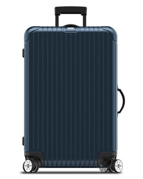 "Salsa Electronic Tag Matte Blue 26"" Multiwheel  Luggage"