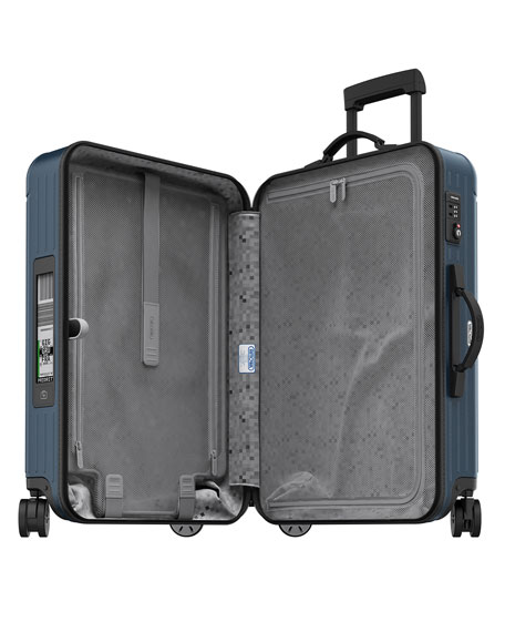 "Salsa Electronic Tag Matte Blue 29"" Multiwheel  Luggage"