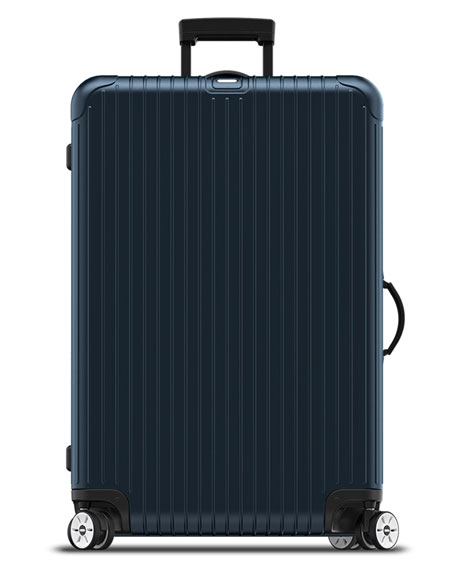 "Salsa Electronic Tag Matte Blue 32"" Multiwheel  Luggage"