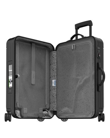 """Salsa Electronic Tag Matte Black 26"""" Multiwheel  Luggage"""