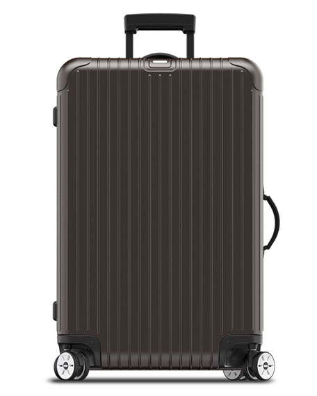 rimowa north america salsa electronic tag matte bronze 26 multiwheel luggage neiman marcus. Black Bedroom Furniture Sets. Home Design Ideas