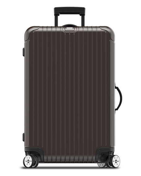 "Salsa Electronic Tag Matte Bronze 29"" Multiwheel  Luggage"