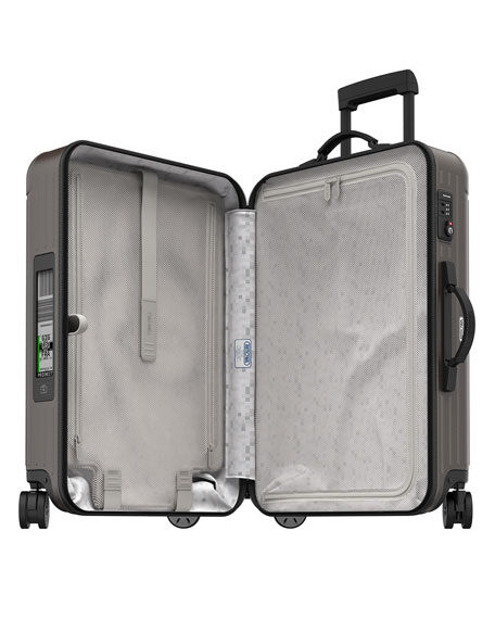 "Salsa Electronic Tag Matte Bronze 32"" Multiwheel  Luggage"