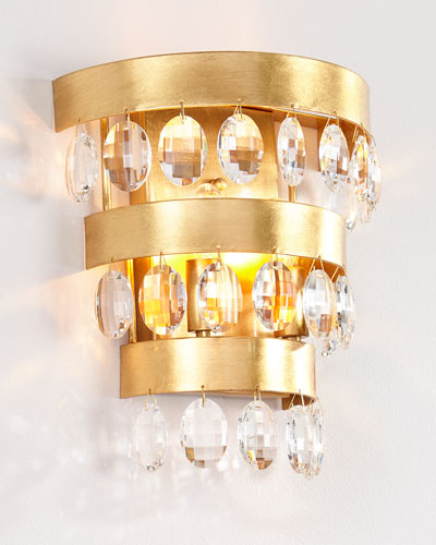 Perla 2-Light Sconce