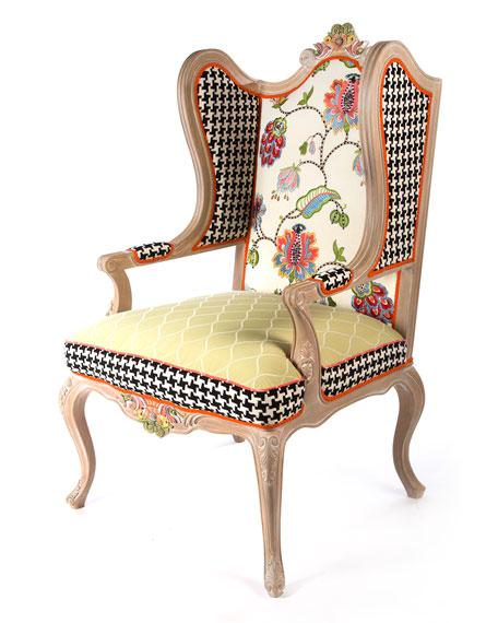 Chelsea Garden Wing Chair