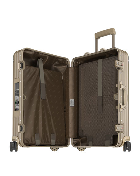 "Topas 26"" E-Tag Multiwheel Spinner Luggage"
