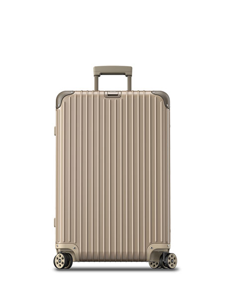 "Topas 29"" E-Tag Multiwheel Spinner Luggage"