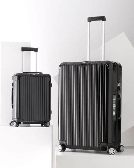 "Topas Stealth 32"" E-Tag Multiwheel Luggage"