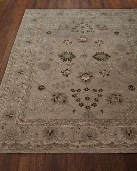 Tara Hand-Tufted Rug, 5' x 8'