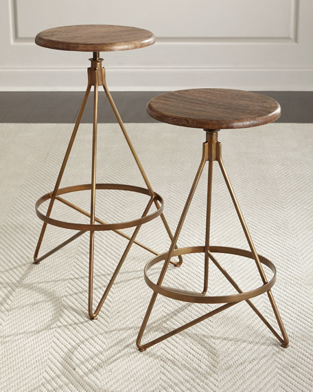 Dakota Swivel Barstool