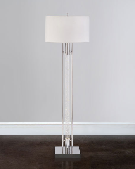 John-Richard Collection Body-Illuminating Interstellar Floor Lamp