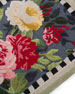 Image 2 of 2: Tudor Rose Rug, 2.25' x 3.75'