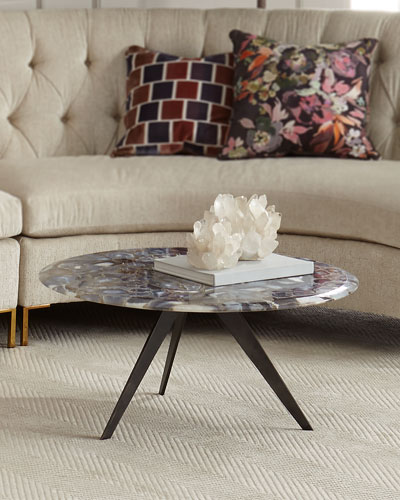 Designer Coffee & Accent Tables at Neiman Marcus