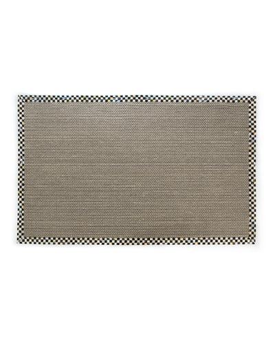 Braided Wool/Sisal Rug  6' x 9'