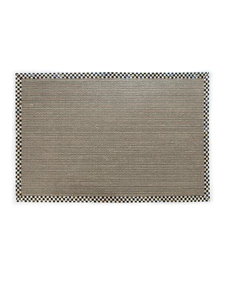 Braided Wool/Sisal Rug, 3' x 5'