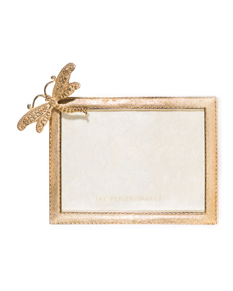 "Tori Dragonfly Picture Frame, 5"" x 7"""