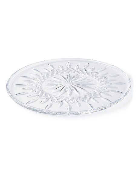 Waterford Crystal Lismore Cake Plate Neiman Marcus  sc 1 st  Castrophotos & Waterford Crystal Cake Plate - Castrophotos
