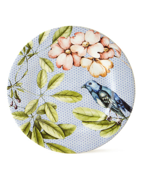 Juliska Set of 4 Belle Botanica Side Plates