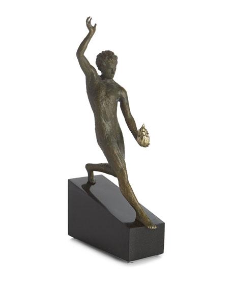 Prometheus Sculpture