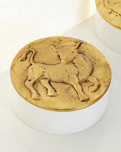 Zodiac Box - Taurus