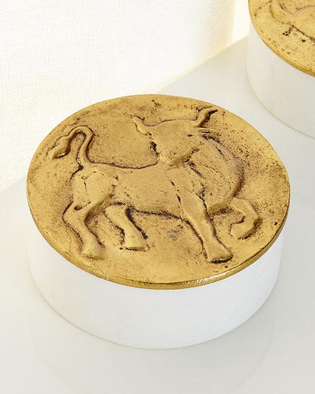 Michael Aram Zodiac Box, Aries and Matching Items