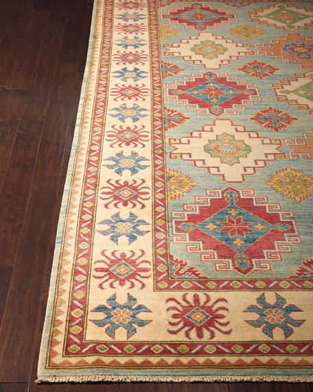 Dwayne Hand-Knotted Rug, 8'11