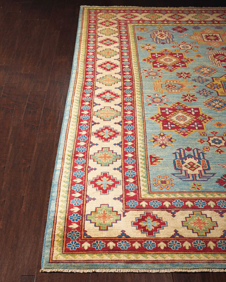 "Newt Hand-Knotted Rug, 8'4"" x 11'5"""
