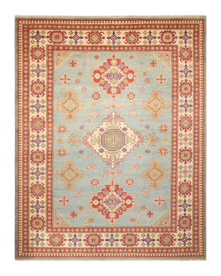 "Trickle Hand-Knotted Rug, 8'3"" x 10'6"""