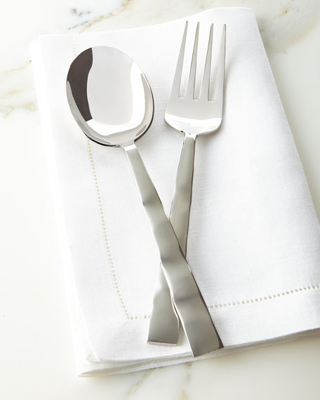 Michael Aram Ripple Effect Flatware