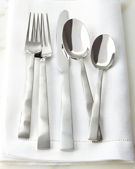 Michael Aram Ripple Effect 5-Piece Flatware Place Setting