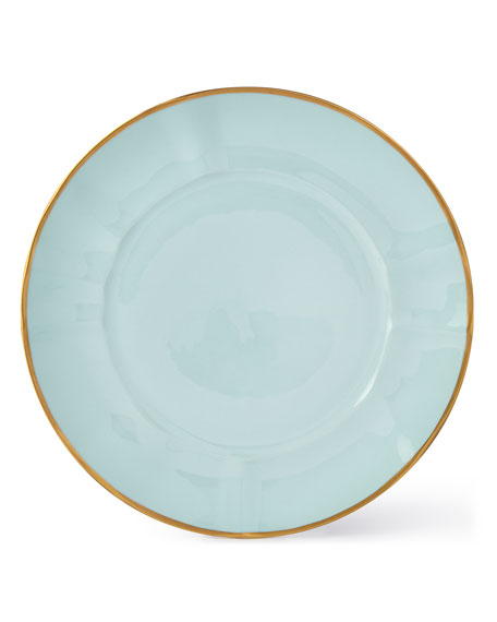 Anna Weatherley Powder Blue Dinner Plate