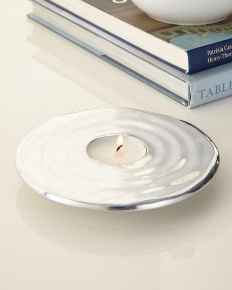 Michael Aram Ripple Effect Tea Light Holder