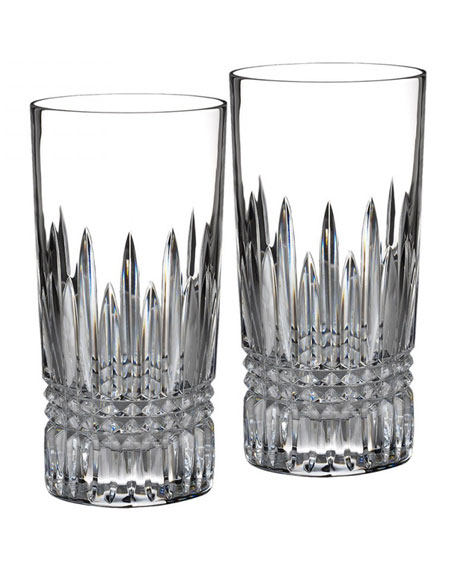 Lismore Diamond Highball, Set of 2