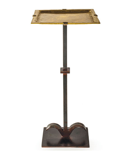 Mesa d' Oro Side Table