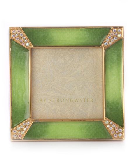 Jay Strongwater Leland Square Frame, 2