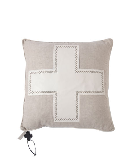 Jan Barboglio Cruz Pillow