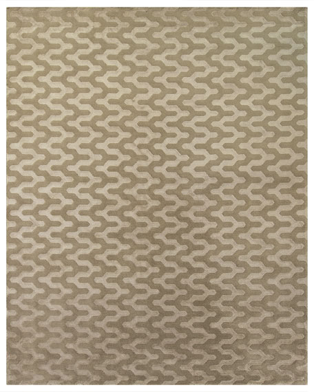 Tycen Grid Rug, 8' x 10'