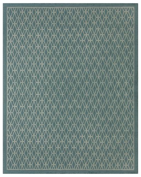 Toshi Spa Rug, 6' x 9'