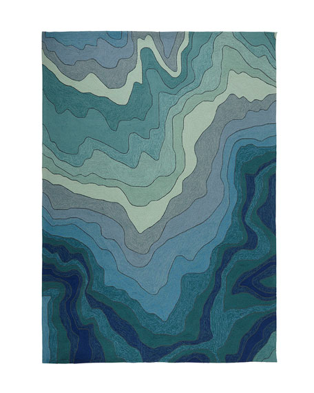 Mykonos Breeze Indoor/Outdoor Rug, 5' x 7'6""