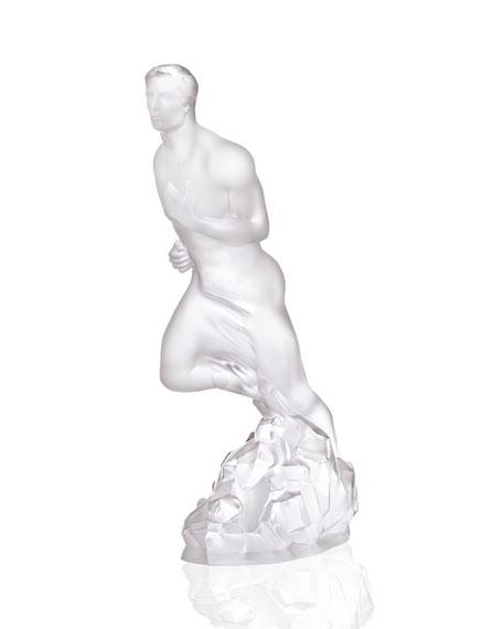 Athlete Sculpture