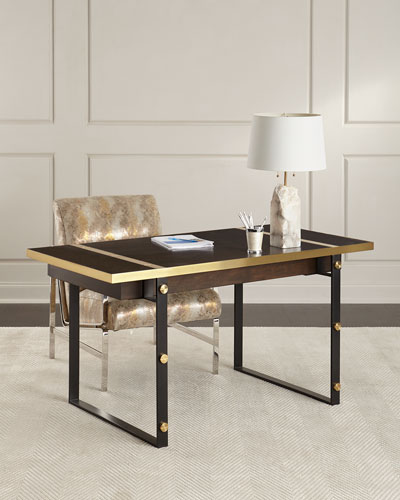Barkley Console Table: Ambella Home Collection : Tables & Chairs At Neiman Marcus