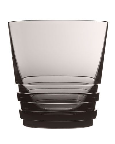 Large Oxymore Double Old-Fashioned, Gray