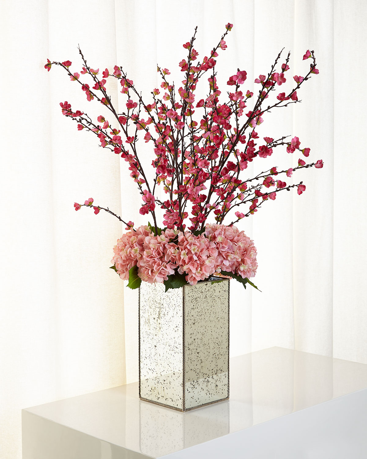 John Richard Collection Modernist Branches Faux Floral