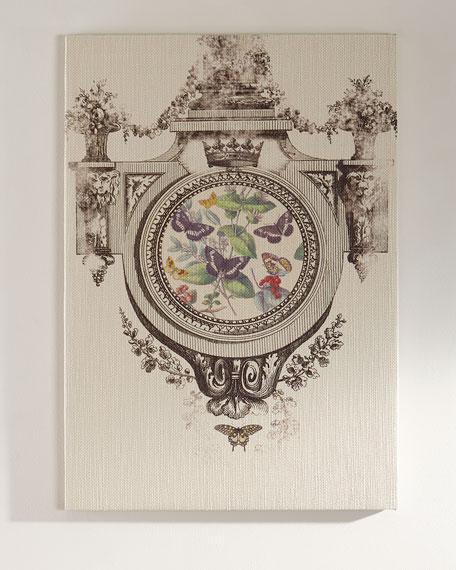 """Paris"" Artwork, 27""W x 38""T"