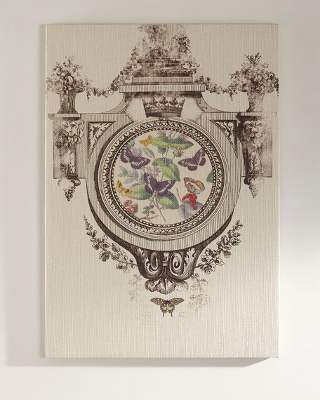 """Paris"" Artwork, 35""W x 54""T"