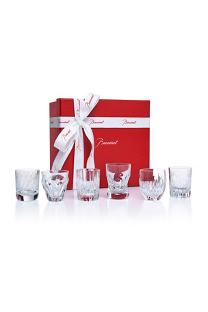 Baccarat Everyday Shot Glasses