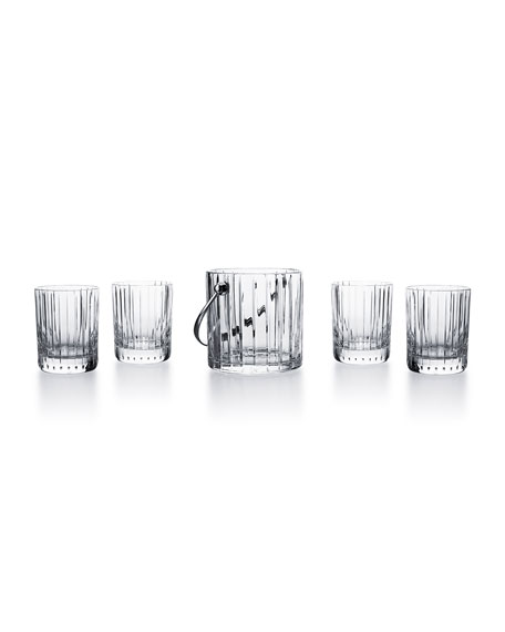 Baccarat Harmonie on the Rocks, 5-Piece Set