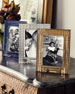 "Blue Eye Picture Frame, 5"" x 7"""